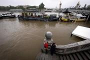 De nouvelles pluies sont attendues ces prochains jours... (PHOTO AFP) - image 2.0