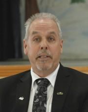 Le maire Michel Grosleau.... (Sylvain Mayer) - image 1.0