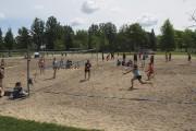 Le volleyball a été sans contredit le sport... (Alain Dion, La Voix de l'Est) - image 2.0
