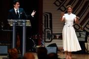 Le premier ministre du Canada Justin Trudeau et... (Photo Justin Tang, La Presse Canadienne) - image 4.0