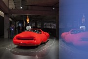 Le Fat Car, une oeuvre de l'artiste autrichien... (Photo Rémi Chauvin, fournie par le MONA) - image 1.0