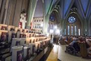 Le tourisme religieux, comme celui généré par le... (Stéphane Lessard, Le Nouvelliste) - image 1.0