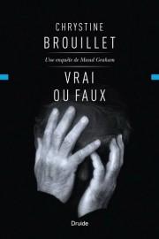 Chrystine Brouillet n'en est pas à son premier roman policier. Depuis près de... - image 2.0