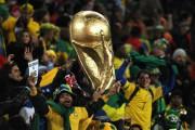 Le Brésil avait accueilli le dernier Mondial en... (AFP, Pedro Ugarte) - image 4.0