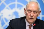 Mike Smith, président de la Commission d'enquête sur... (Photo AFP) - image 3.0