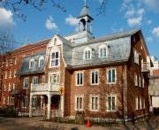 L'ancien hospice des Petites Franciscaines de Marie, à... (PHOTO PIERRE LABERGE, COLLABORATION SPÉCIALE) - image 3.0