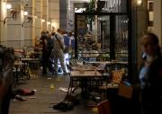 Le restaurant où s'est déroulée la fusillade.... (PHOTO REUTERS) - image 2.0
