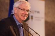 Le recteur de l'UQTR Daniel McMahon.... (François Gervais, Le Nouvelliste) - image 1.0