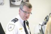 Les policiers de Saguenay appliquent cette disposition depuis... (Photo Le Quotidien, Jeannot Lévesque) - image 1.0