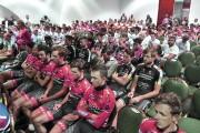 Quelque 130 coureurs répartis dans 19 équipes animeront... (Photo Le Quotidien, Rocket Lavoie) - image 4.0