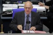 Le président du Bundestag allemand, Norbert Lammert (notre... (PHOTO Markus Schreiber, AP) - image 2.0