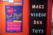 L'expositionSex Shop feutré estprésentée dès demain à la... (Photo François Roy, La Presse) - image 1.0