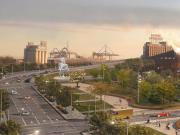 L'accès routier du centre-ville de Montréal par le boulevard Robert-Bourassa... - image 2.0