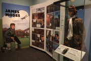 L'exposition Un ciel meurtrier utilise la BD pour... (Patrick Woodbury, LeDroit) - image 1.0
