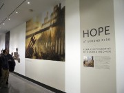 Hope at Ground Zero présente les clichés de... (PHOTO THOMAS URBAIN, AFP) - image 1.0