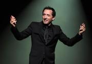 Gad Elmaleh assurait la première partie du spectacle... (PHOTOBERNARD BRAULT, ARCHIVES LA PRESSE) - image 2.0