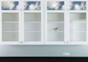 Fantaisie sur des armoires de cuisines ... (Fournie par Gisèle Teyssier) - image 2.1
