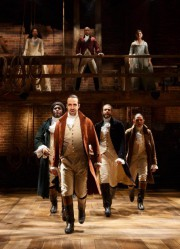 La comédie musicale Hamilton partira bientôt en tournée.... (PHOTO JOAN MARCUS, ASSOCIATED PRESS) - image 1.0