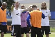 L'entraîneur-chef de l'Irlande, Michael O'Neill, ne dispose pas... (AFP, PHILIPPE DESMAZES) - image 5.1