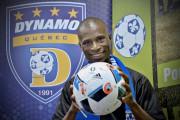 Edmond Foyé (entraîneur-chef du Dynamo de Québec)... (Photothèque Le Soleil) - image 7.0