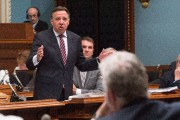 François Legault, chef de la CAQ... (Photo Jacques Boissinot, archives La Presse Canadienne) - image 3.0