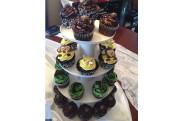 Un seul cup cake peut prendre plus d'une... (Photo Le Progrès-dimanche, Mélissa Viau) - image 1.0