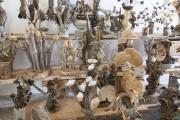 Omer Moisan a produit plusieurs pièces originales à... (Photo Le Progrès-dimanche, Michel Tremblay) - image 1.1