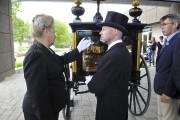 La directrice de la Résidence funéraire du Saguenay,... (Photo Le Progrès-dimanche, Rocket Lavoie) - image 2.0
