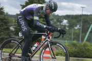 Eric Young au Grand Prix cycliste de Saguenay... (Photo Le Quotidien, Michel Tremblay) - image 4.0