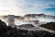 Le spa géothermiqueBlue Lagoon est le lieu le... (PHOTO STÉPHANIE MORIN, LA PRESSE) - image 6.0