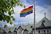 À l'hôtel de ville de Québec aussi, le... (Le Soleil, Pascal Ratthé) - image 1.0