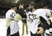 Sidney Crosby et Kristopher Letang comprennent aujourd'hui un... (Bruce Bennett, Associated Press) - image 5.0