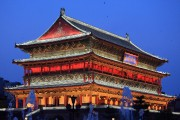 La tour du Tambour de Xi'an... (PHOTO THINKSTOCK) - image 5.0