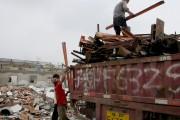 Les autorités chinoises ont délogé des centaines de... (Associated Press, Paul Traynor) - image 1.0