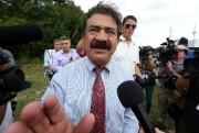 Le père du tueur, SeddiqueMateen.... (PHOTO REUTERS) - image 2.0