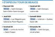 La plus ancienne course cycliste d'élite par étapes en... (Infographie Le Soleil) - image 6.0