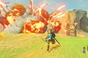 Une scène du jeu vidéoZelda:Breath of Life... (Photo fournie par Nintendo) - image 1.0