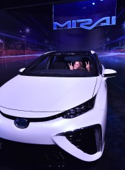 Toyota a récemment lancé la Mirai, un véhicule... - image 7.0