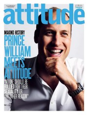 Le prince William, deuxième dans l'ordre de succession... (PHOTO ATTITUDE) - image 1.0