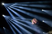 Canadian singer Lara Fabian performs on stage during... - image 1.0
