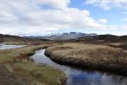 Les plaques tectoniques s'éloignent du parc deÞingvellir, mais... (PHOTO STÉPHANIE MORIN, LA PRESSE) - image 2.0