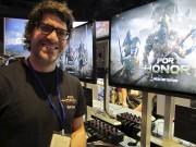 Frédéric Gagné, producteur du jeu For Honor chez... (Le Soleil, Yves Therrien) - image 2.0