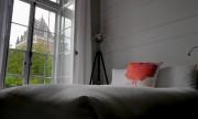 Dans la chambre, la vue sur le Château... (Le Soleil, Frédéric Matte) - image 6.0