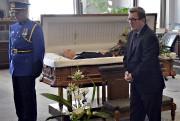 Un peu avant 10h, l'actuel maire de Québec,... (Le Soleil, Pascal Ratthé) - image 1.0