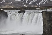 Goðafoss, la chute des dieux. On raconte qu'en... (PHOTO STÉPHANE MORIN, LA PRESSE) - image 2.0
