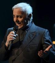 Charles Aznavour... (Photothèque Le Soleil, Patrice Laroche) - image 2.0