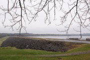 Le barrage Choinière a été construit en 1977... (Archives, La Voix de l'Est) - image 2.0
