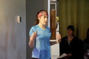 Geneviève Baril, propriétaire de Sirius Sports Canins, a... (Julie Catudal) - image 2.0