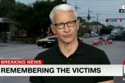 C'est non sans émotions qu'Anderson Cooper a énumérer... (Capture d'écran CNN) - image 5.0