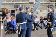 À son tour, le colonel Darcy Molstad présente... (Photo Le Quotidien, Mariane L. St-Gelais) - image 3.1